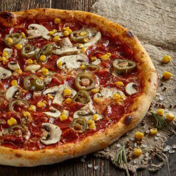Пицца Мексиканская Харьков