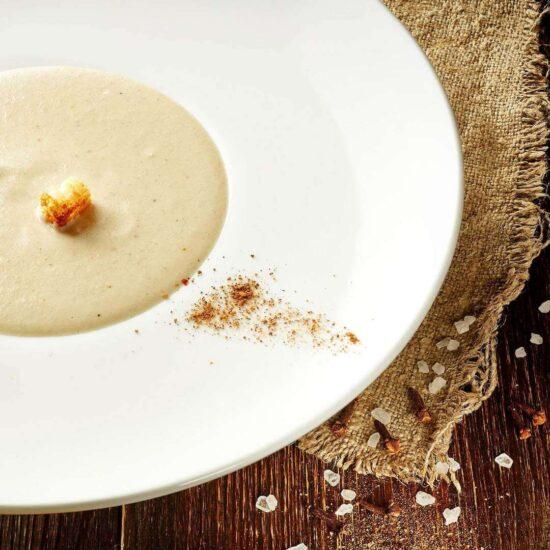 Крем суп с грибами Харьков
