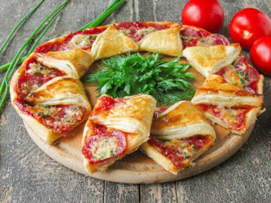 Доставка пиццы Королевская